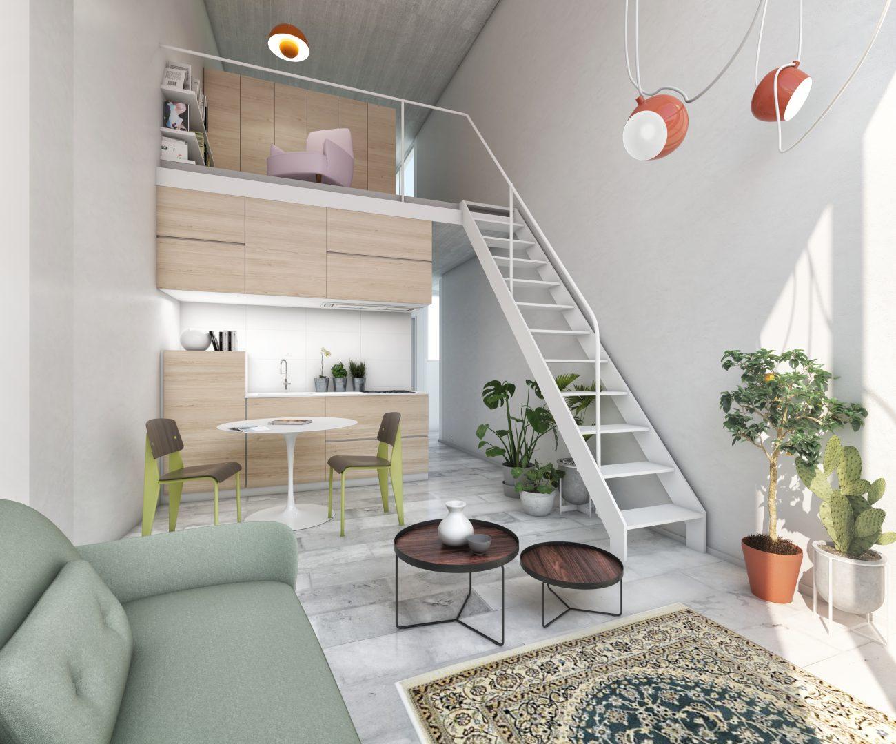 apartamentos4torres hidradesign DUPLEX1