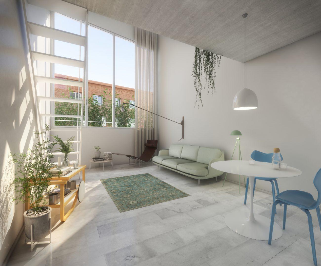 apartamentos4torres hidradesign DUPLEX2