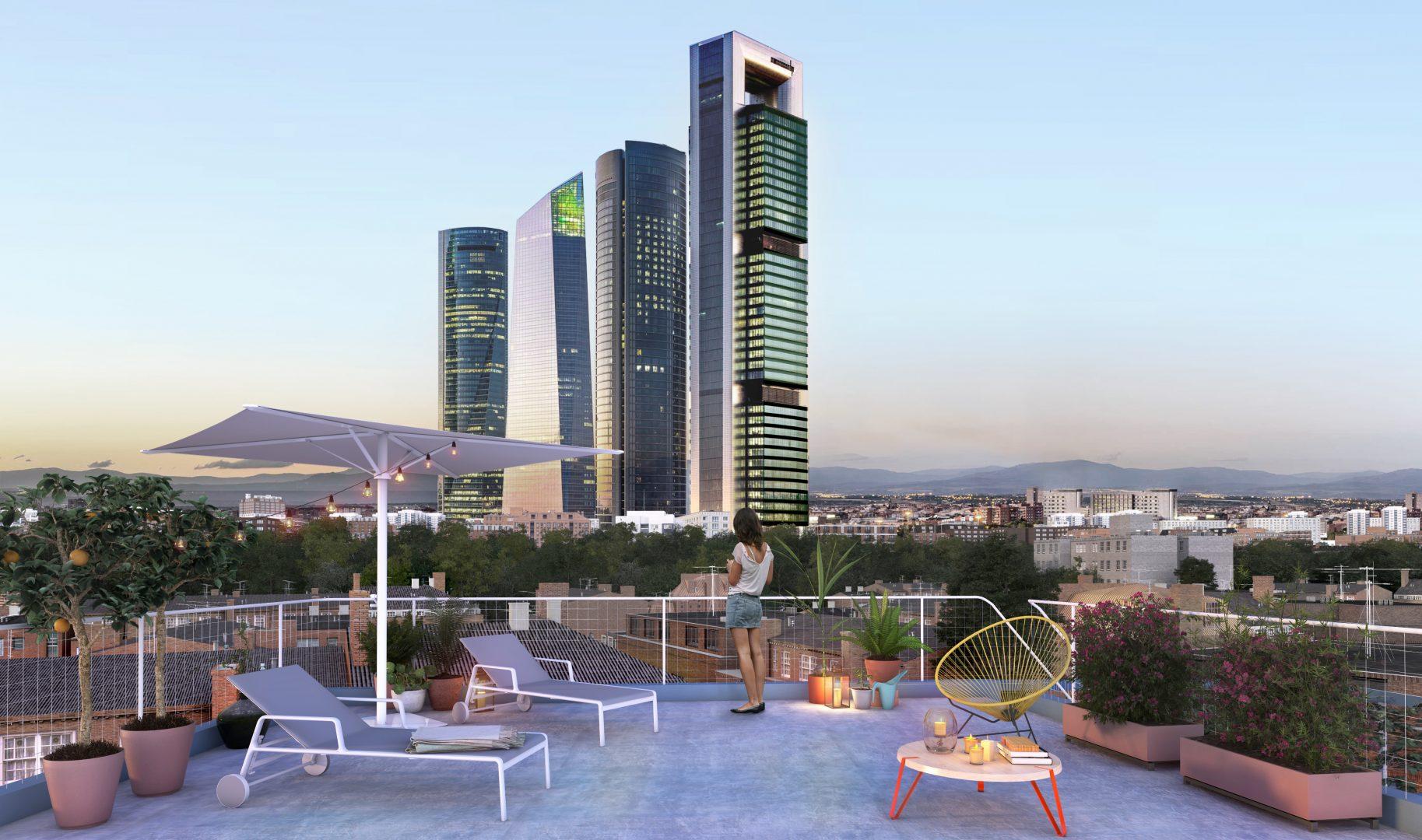 apartamentos4torres hidradesign TERRAZA PANORAMICA